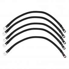2 AWG Battery Cable Set for Club Car IQ, PD-Plus